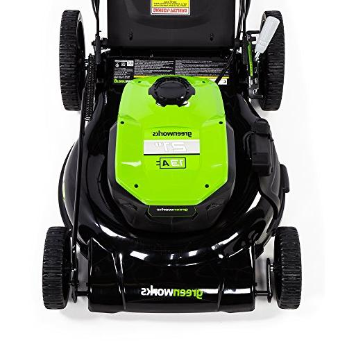 Greenworks 13 Corded Lawn Mower