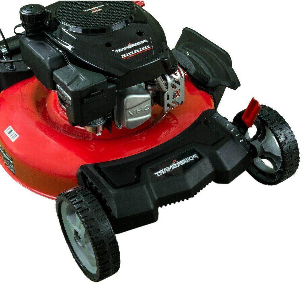 PowerSmart DB2321SR 170cc Gas Lawn