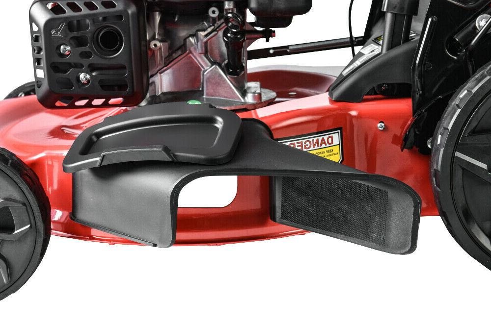 DB9422SR 22 in. 200cc Self Lawn Mower