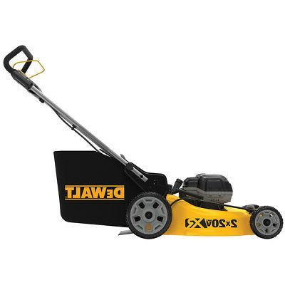 DeWALT Deck Mower