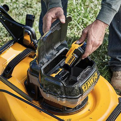 DeWALT 20-Volt 5.0Ah Cordless Deck Lawn