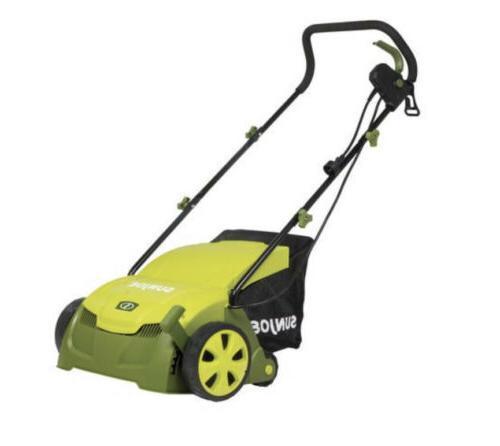 Electric Lawn w/ Bag 13 Patio