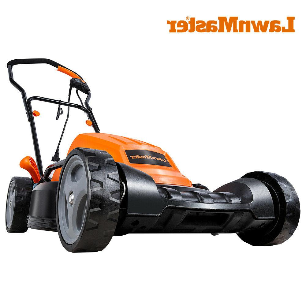 LawnMaster Lawn 11AMP 16-Inch,12AMP