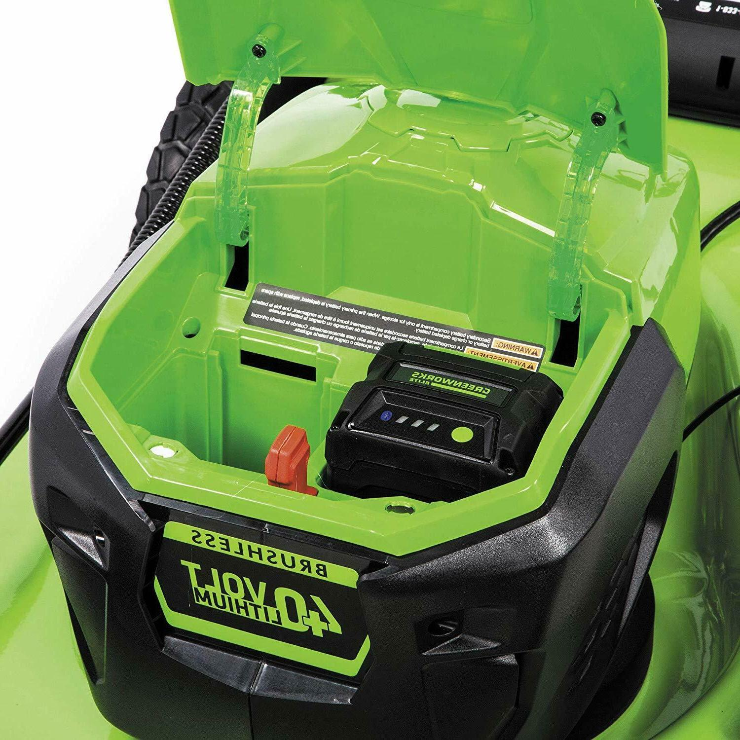Greenworks Battery Charger