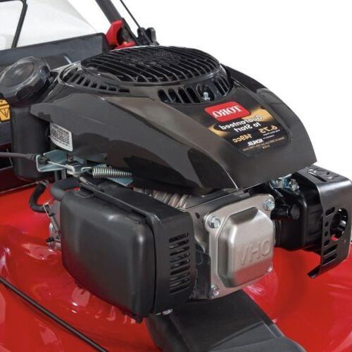 """Gas Mower Self Variable 22"""" Deck"""