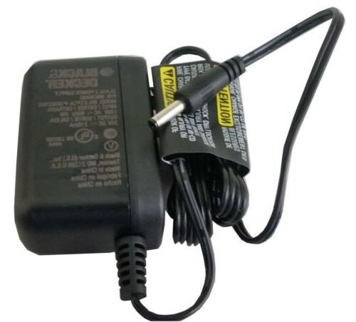 Black and Decker GC1800 GC180WD Drill 18V Charger 90639482 9