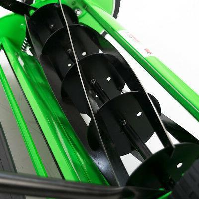 DuroStar Lawn Demon 20-Inch Adjusting Push Reel Mower