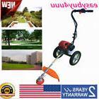 Lawn Mower 3 in 1 Wheeled Brush Cutter 2 Stroke Engine Whipp