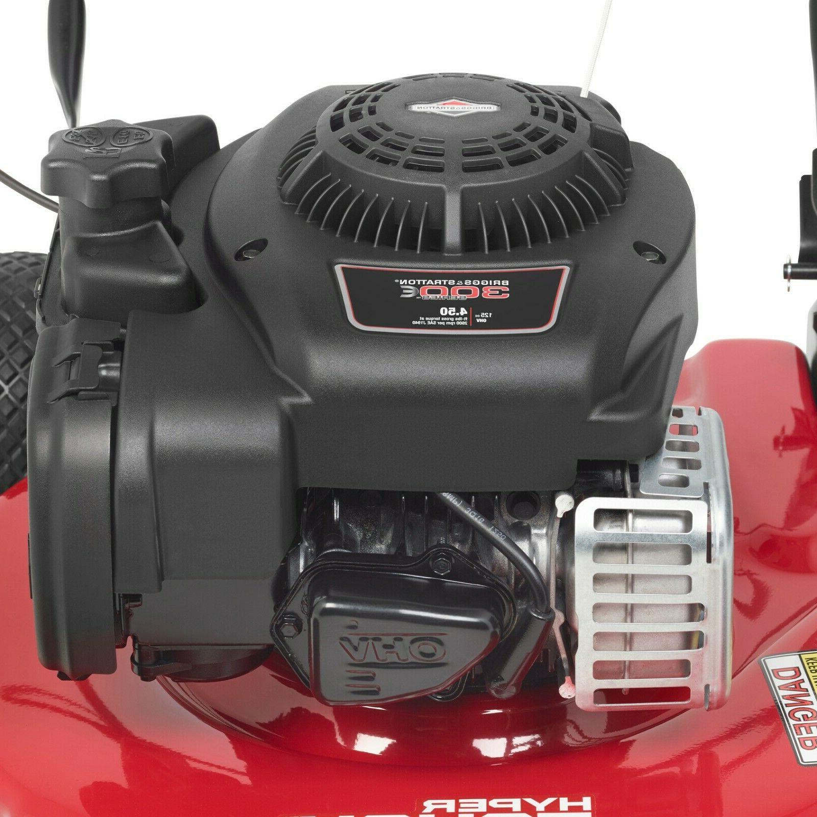 "Lawn Briggs Stratton 20"" 125cc Push Discharge Mower"