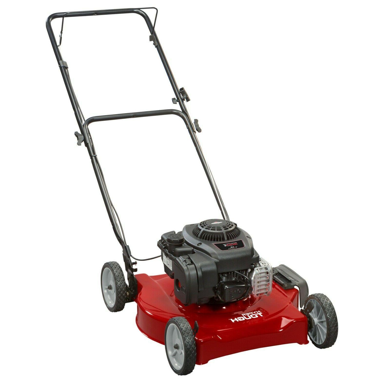 lawn mower briggs and stratton 20 125cc