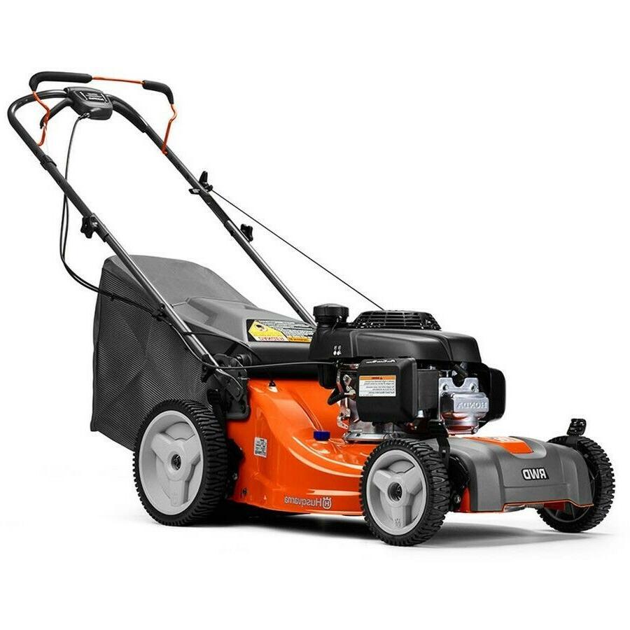 lc221rh rwd mower 160cc honda