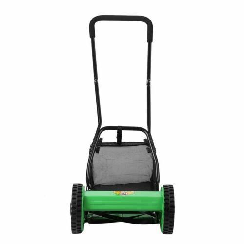 Manual Lawn Roller Grass Garden BR
