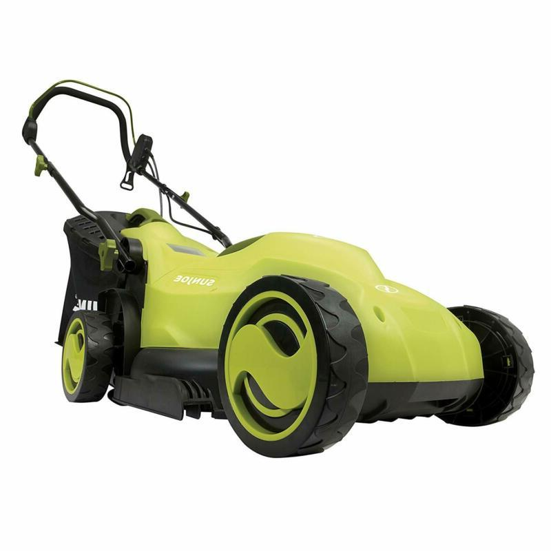mj400e 12 amp 13 inch electric lawn