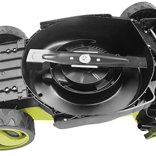 Sun MJ400E 13-Inch Lawn Mower