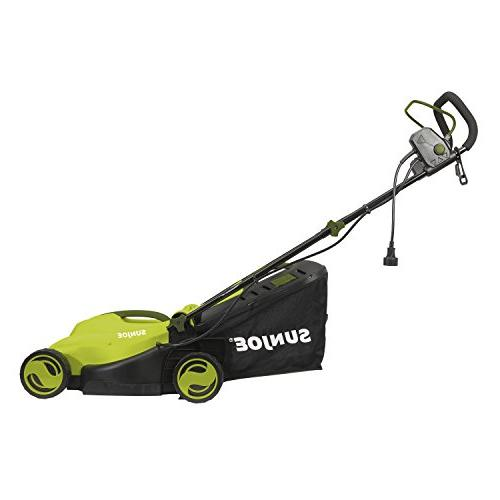 Sun 12-Amp 13-Inch Electric Lawn Mower