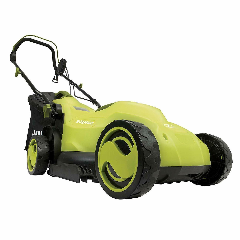mj400e electric lawn mower