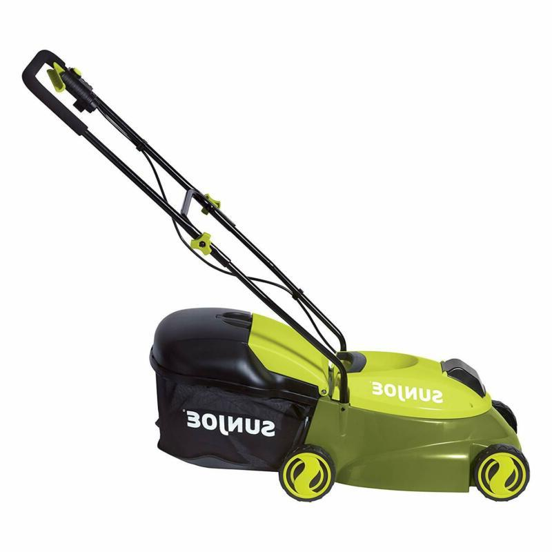 Sun Joe 14-Inch 28-Volt Cordless Mower,