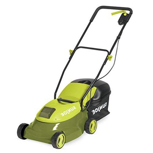 Sun MJ401C-PRO 14-Inch 28-Volt Cordless Lawn Mower,