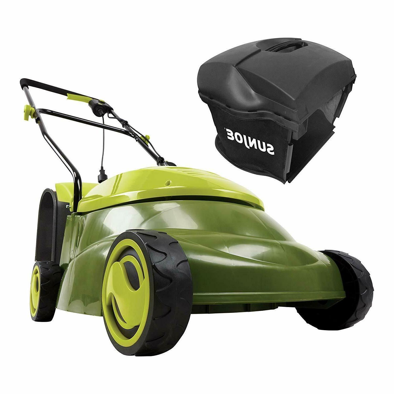 Sun Joe MJ401E-PRO 14 inch Electric Lawn Mower w/Side Chute