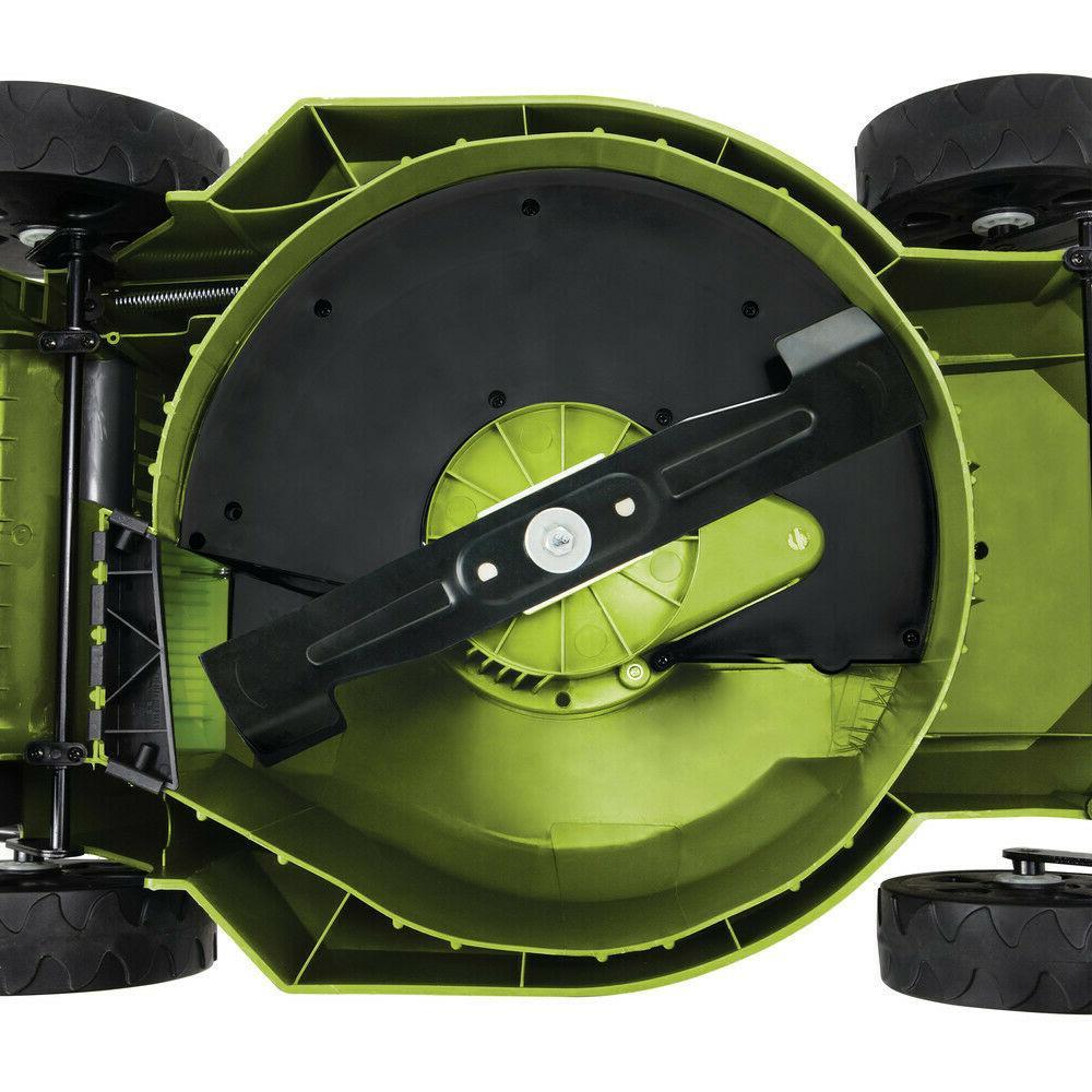 Sun Joe Joe 12 Amp 16 in. Electric Lawn Mower + Mulcher