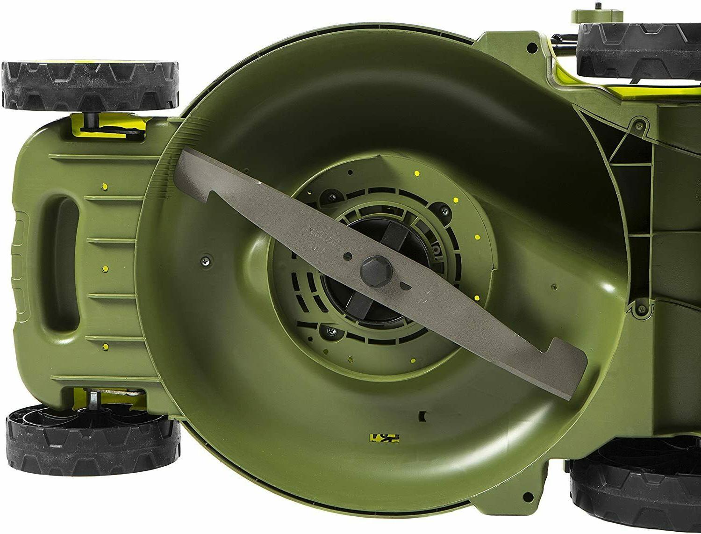 "Snow 17"" 13-Amp Electric Mower Green"