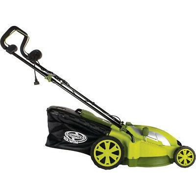 Sun Joe Mow Joe Electric Lawn Mower, 17-Inch