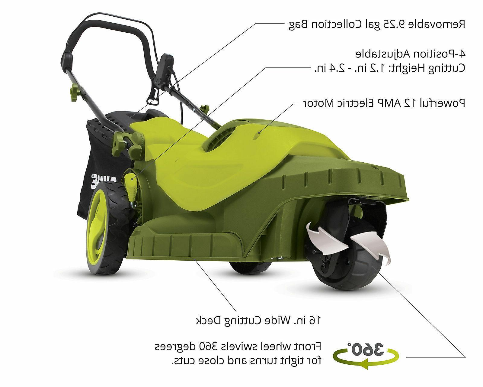 mj404e 360 electric lawn mower 3 wheels16