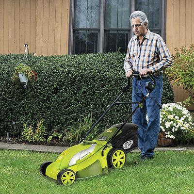 "Sun Joe 17"" Lawn Mower"