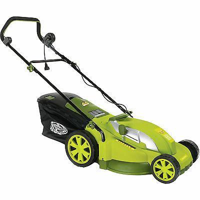 "Sun Joe Mow Joe 17"" Corded Electric Lawn Mower"