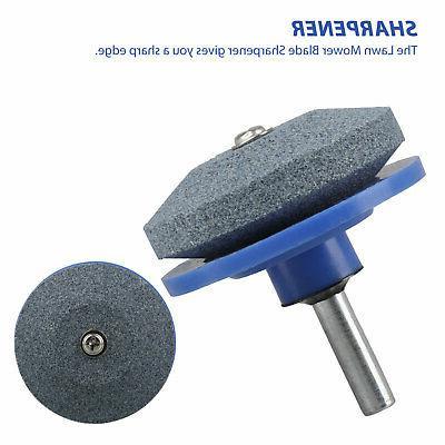 Sharpener For Mower Useful