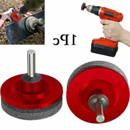 universal lawn mower faster blade sharpener grinding