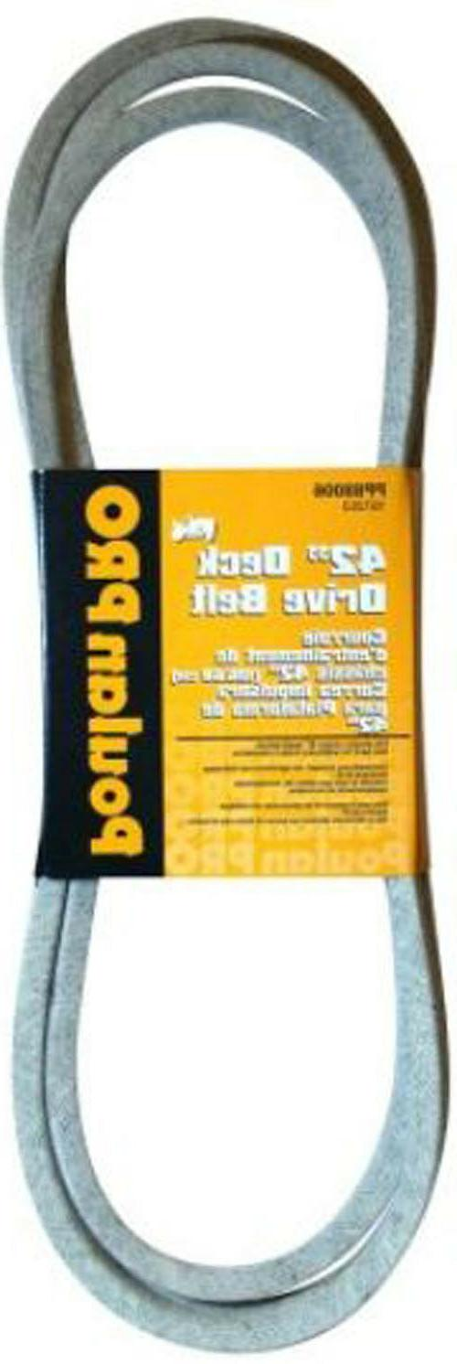 """New Poulan Pro 42"""" Cable Clutch Mower Deck Belt PP88006 for"""