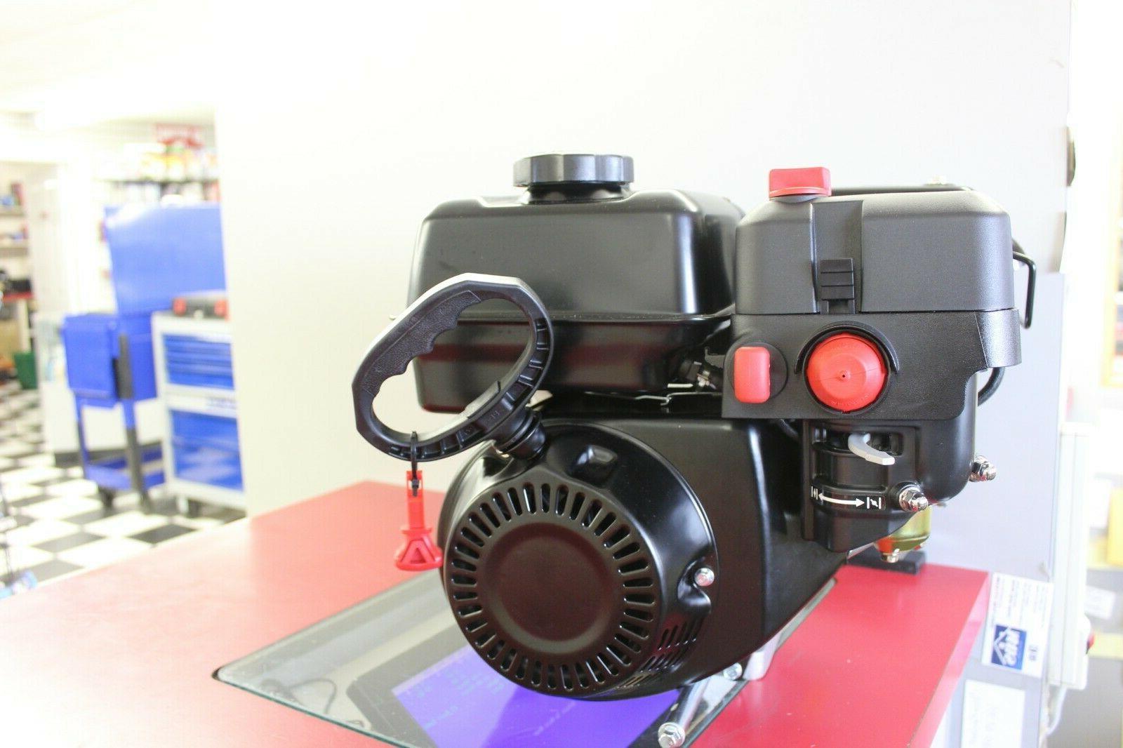 New MTD 6.5HP Gas Engine Go Kart Log Splitter TILLER LAWN MO