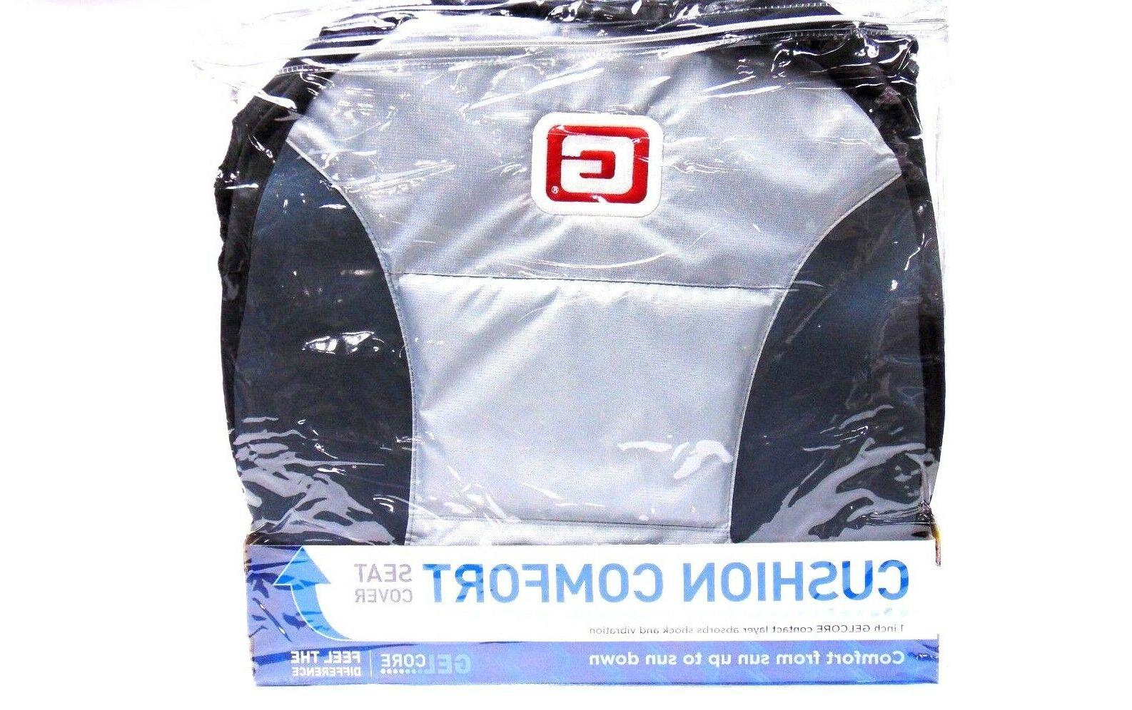 OEM Gravely Gel Cushioned Seat Cover w/ Embroidery