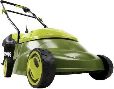 push lawn mower 14 in wide path