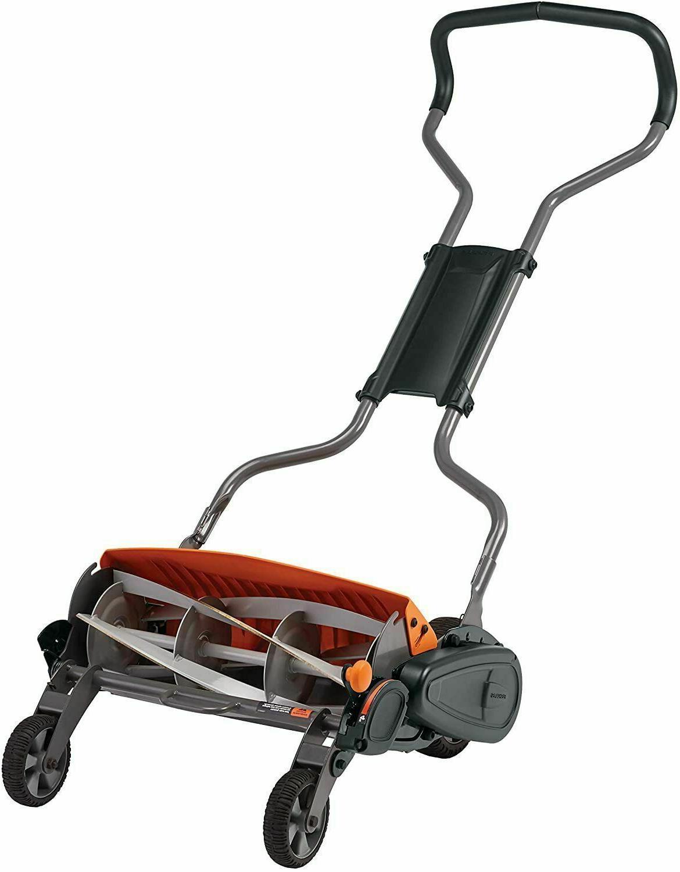 Reel Lawn Mower inch Lawnmower All Types Copper Black