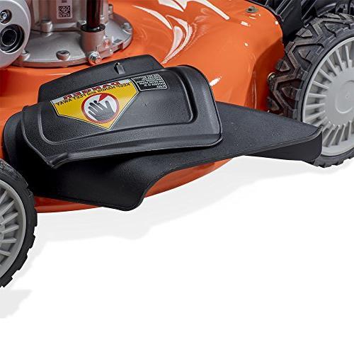 140cc 21-Inch Gas Push Lawn Mower