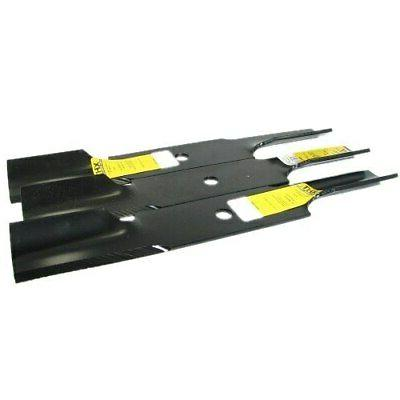 scag lawn mower replacement blade set 48