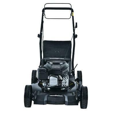 Self Propelled Lawn Mower 3 1 Behind Garden
