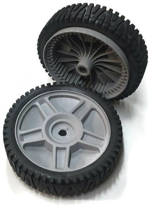 Set Of 2 Husqvarna OEM Lawn Mower Wheels 581009202 193912X46