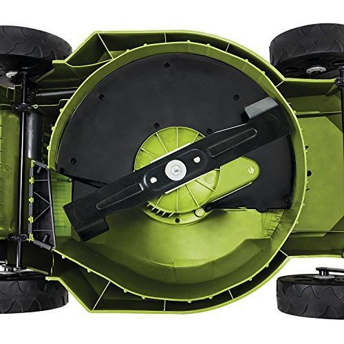 "Sun 40V 4.0 Ah Hybrid Cordless or Lawn 16"""