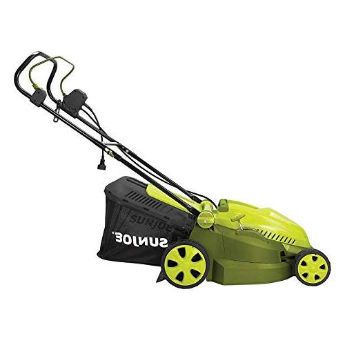 Sun Joe 4.0 Ah or Electric Lawn 16""