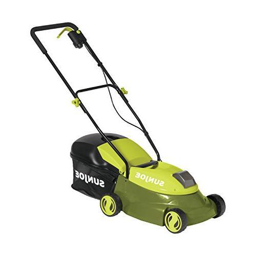 Sun Joe 28V Lawn w/Brushless Motor, Green
