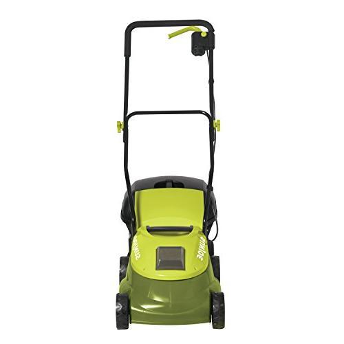 Sun Joe 14-Inch 28V Lawn w/Brushless Motor, Green