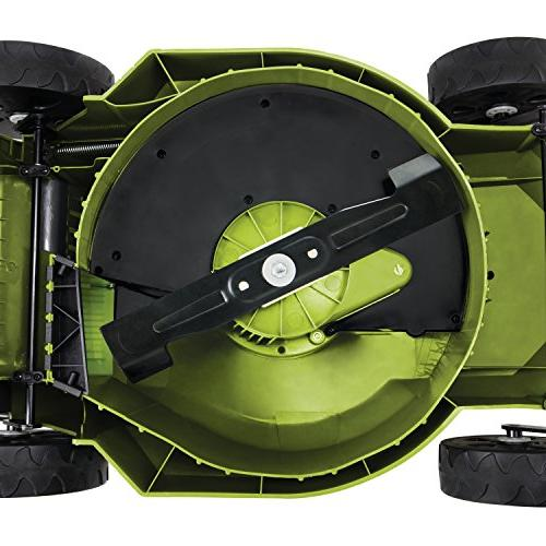 Sun Joe 16-Inch 12-Amp Lawn Mower +