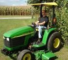 Original Tractor Cab Sunshade Fits John Deere Compact Utilit