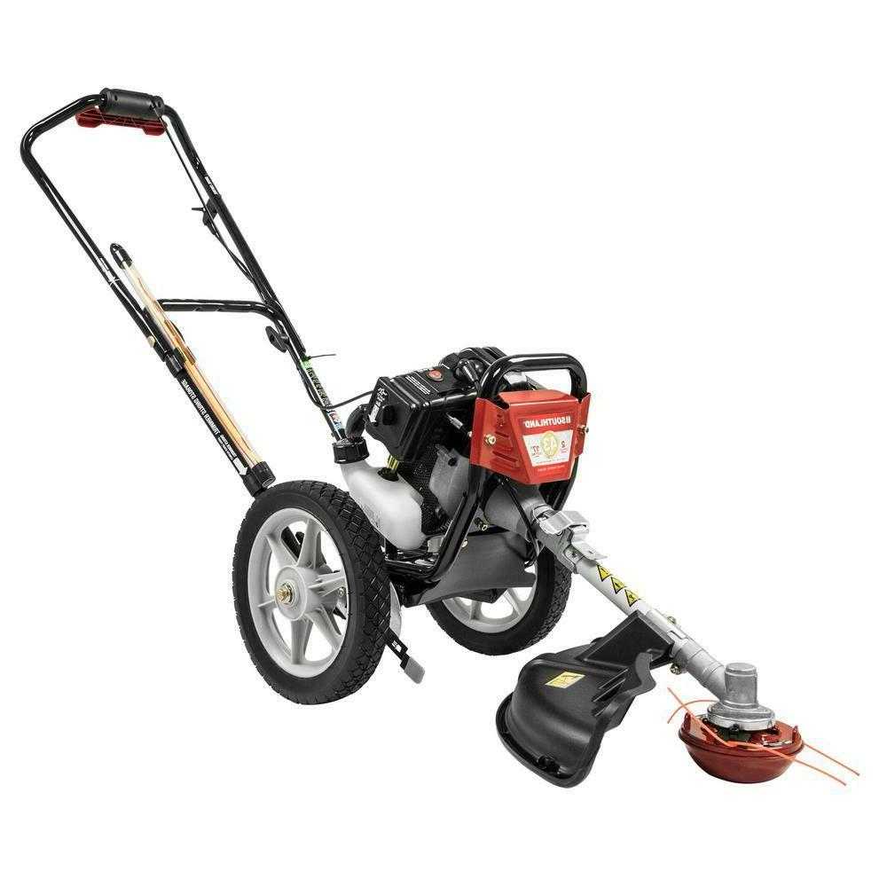 swstm4317 43cc wheeled string trimmer