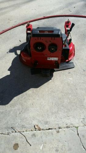 Troy-Bilt FLEX Mower Base Attachment Mulching