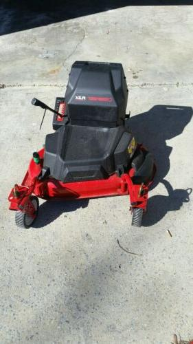 Troy-Bilt FLEX 28-in Mower Base Attachment Mulching