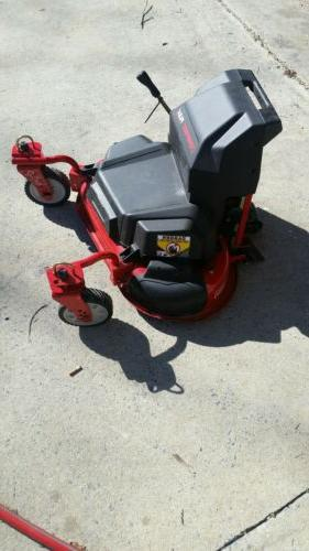 Troy-Bilt 28-in Lawn Mower with Mulching